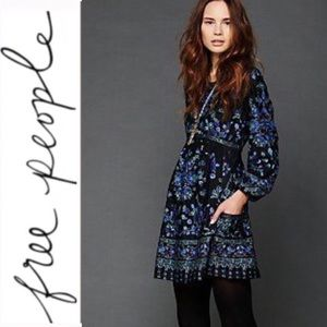 Free People Russian Doll Sequin Dress